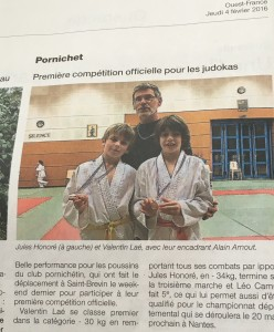 Ouest France 04/02/2016