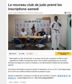 article presse 1092013